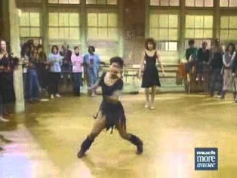 Fame TV series Two Tribes Dancing Duel. Debbie Allen, donna Mckechnie WMV