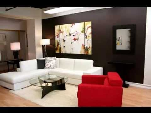 Living Room Decorating Ideas With Feature Walls feature wall decorations ideas living room - youtube