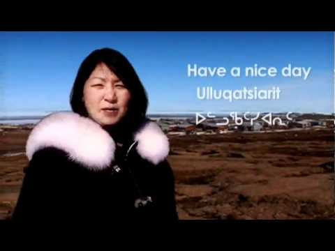 Learn Inuktitut part 2