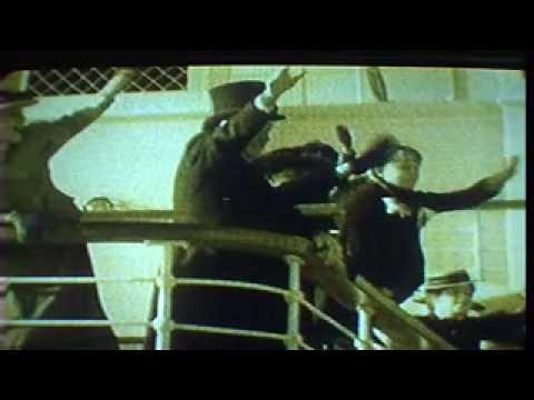Titanic Original Painting Scene