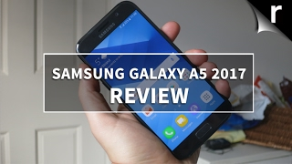 Samsung Galaxy A5 (2017) Review: A taste of the good life