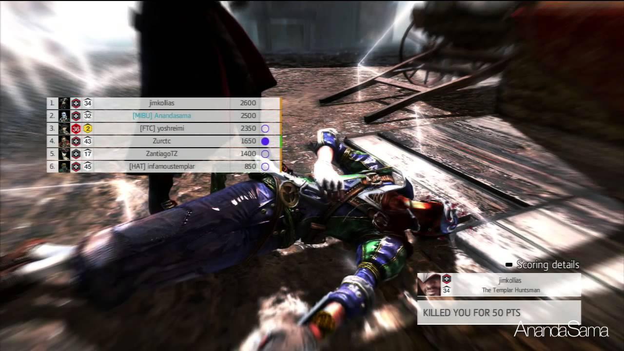 Download AC4 Black Flag: Animation Assassinate [Gamelab]