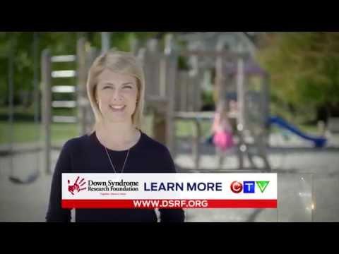 DSRF PSA, Starring CTV's Tamara Taggart