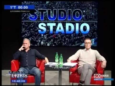 """""""StudioStadio"""": Livorno-Pisa 2-0 (14-04-2018)"""