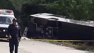 Americans killed in bus crash in Mexico