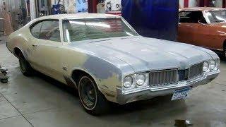 1970 Oldsmobile 442 Restoration Project