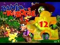 Let's Play Banjo Kazooie (N64) Part 12: Mad Monsters everywhere!