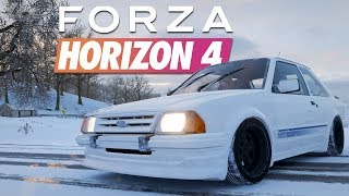 FORZA HORIZON 4 Part 6 - Langsam, aber quer! | Lets Play