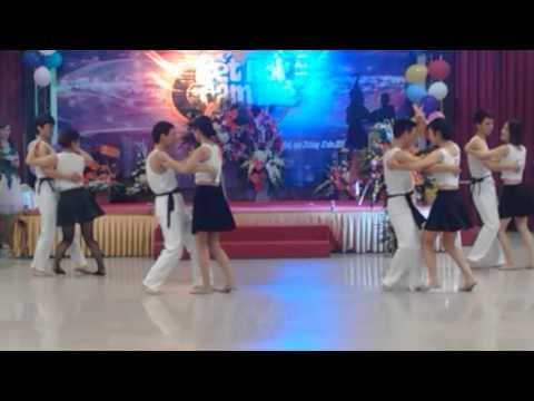 Vũ điệu Lambada - CLB khiêu vũ thanh niên Thái Bình