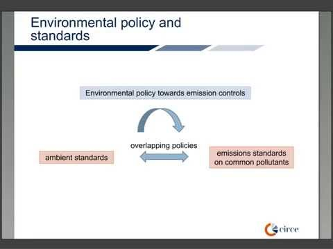 Emissions standards for electricity and heat supply sector (module 2.2)