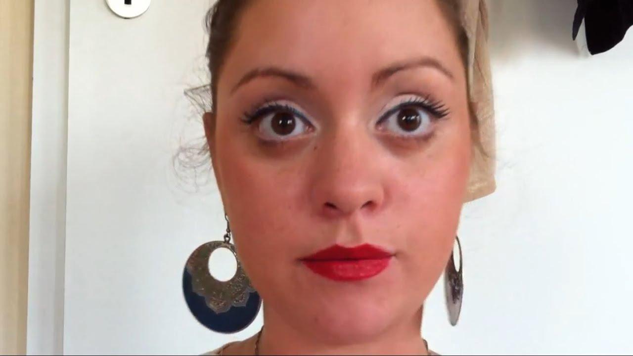 perfekte rote lippen schminken schminktipps f r die lippen youtube. Black Bedroom Furniture Sets. Home Design Ideas