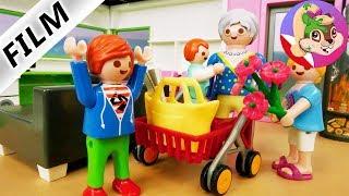 Playmobil Rodzina Wróblewskich | NOWA MAMA w domu Wróblewskich? Kim jest ta starsza pani?