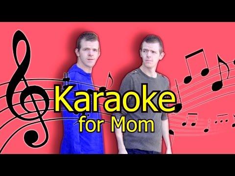 Karaoke Mothers Day