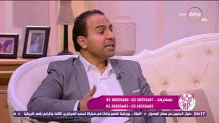 السفيرة عزيزة - محمد عبد المحسن... التغذية السليمة والمناسبة للنجاة من السرطان