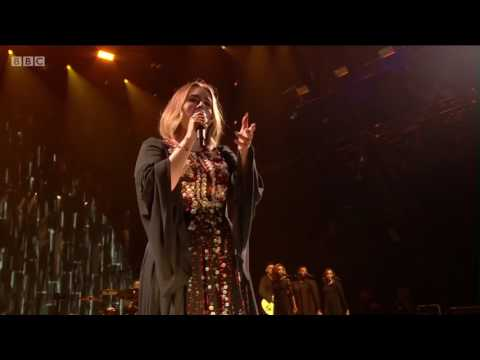 ADELE   Set Fire To The Rain   Glastonbury 2016 Full HD