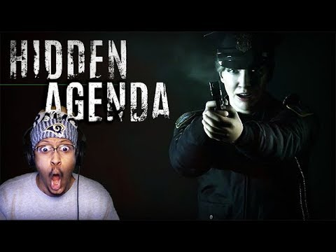 UNTIL DAWN 2?! | Hidden Agenda #1