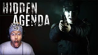 until dawn 2   hidden agenda 1