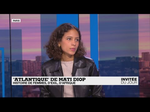"""Invité du jour - Mati Diop : """"Atlantique est un film sur la jeunesse fantôme, disparue en mer"""""""