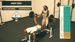 NBA 2K17 - FULL MYCAREER STORY LIVESTREAM - SG Sharpshooter 88 Overall!!! (PART 2)