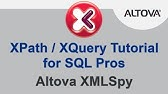 Querying JSON with XSLT, XPath, & XQuery - YouTube
