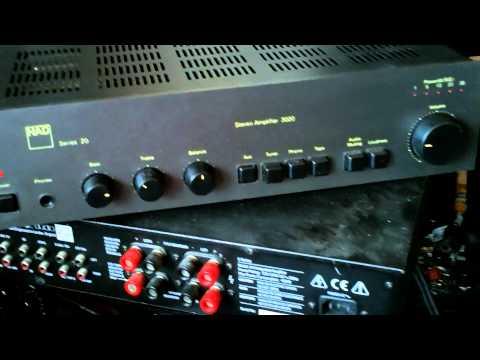 NAD Amplifier 3020 Hi-Fi amp