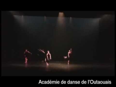 Troupe de danse estivale 2009 - Le nid 2
