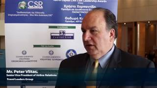 2018 8th Annual Capital Link CSR Forum - Mr. Vlitas Interview