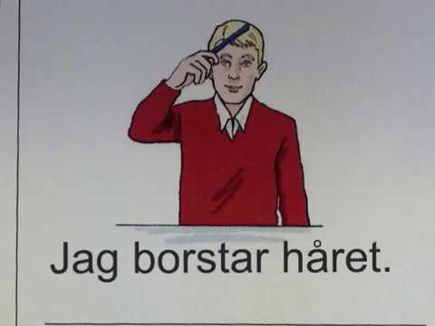 Tiếng Thụy Điển bài 7: Bạn đang làm gì?