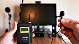 Best Budget Wireless Lav Mic? Saramonic UwMic9 Review