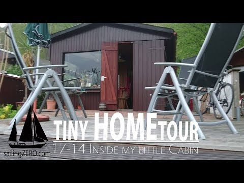 17-14_tiny HOMEtour - Inside my little Cabin (sailing syZERO)