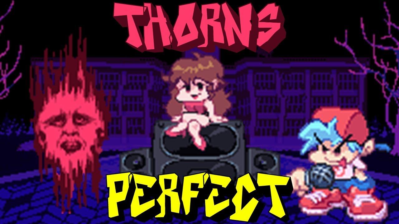 Download Friday Night Funkin' - Perfect Combo Thorns [HARD] (Week 6)