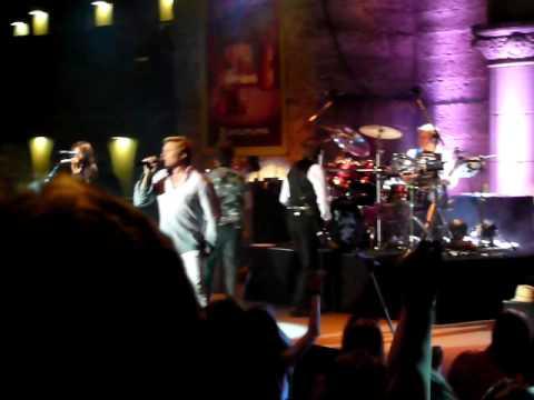 Duran Duran White Lines @ Saratoga 7/8/09