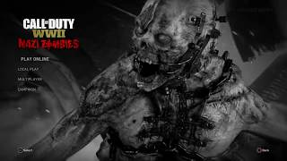 Live for the first time WWII NAZI ZOMBIES