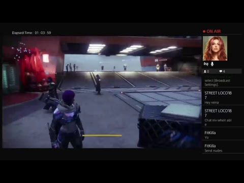 DESTINY 2 LIVE PIXIE WINGS PLAY