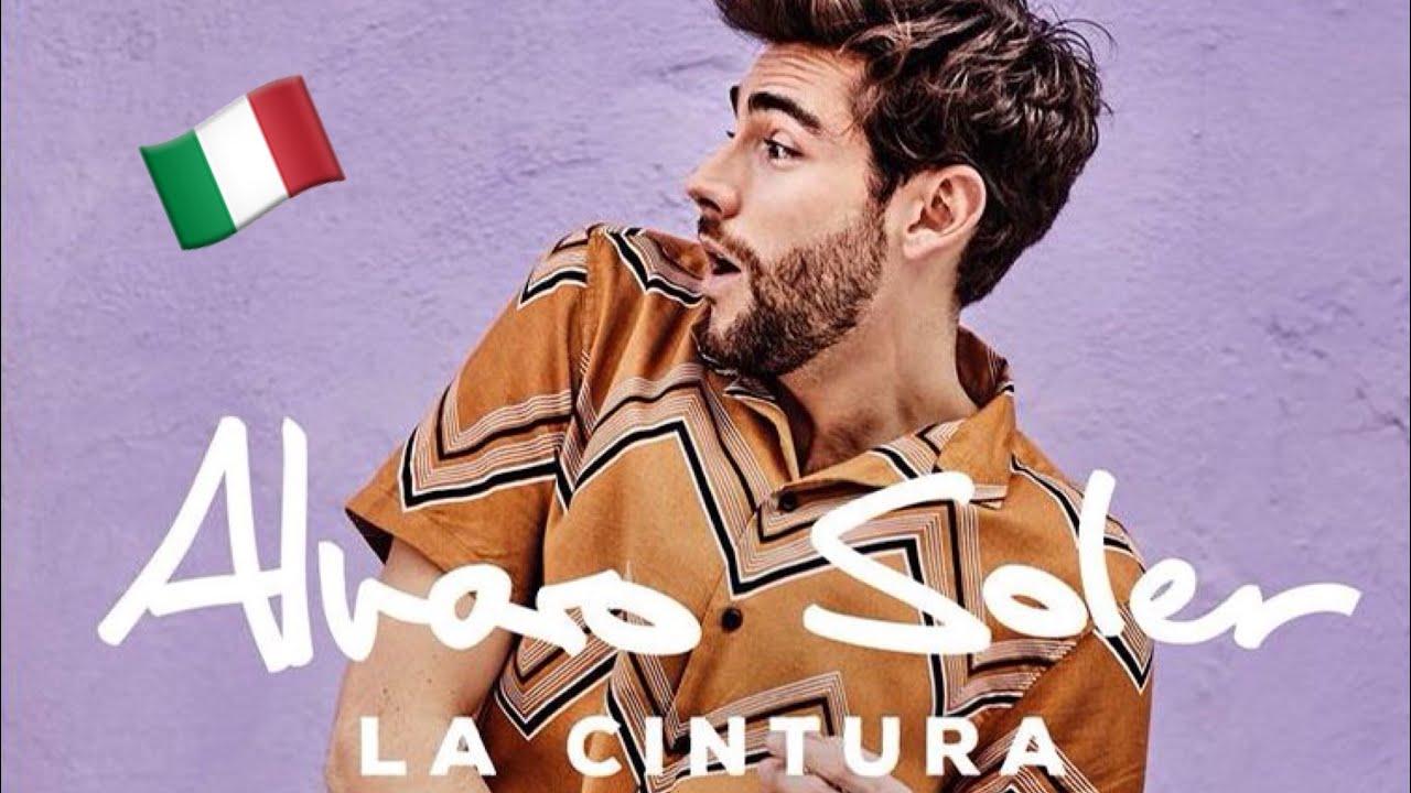 100% di alta qualità moda di vendita caldo nuova selezione LA CINTURA CANTATA IN ITALIANO - ALVARO SOLER