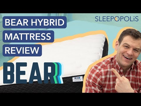 Bear Hybrid Mattress Review 2019 Update (+ Bear vs DreamCloud and Helix!!)
