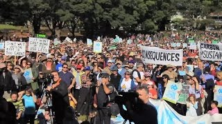 Be part of a National Day of Climate Action - November 17, 2013