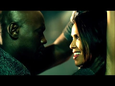 Maze and Amenadiel   Lucifer 1x04  Bright version 720p