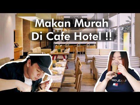 MAKAN MURAH DI PARIS LYON CAFE !! CAFE YANG ADA DI LOBBY HOTEL BINTANG 4 !!