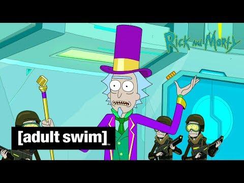 Adult Swim VF - Rick Et Morty 🇫🇷   Les Meilleurs Moments De Rick - Partie 8