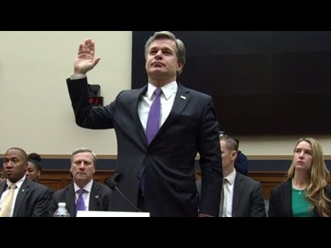 FBI Director Christopher Wray strongly defends the agency