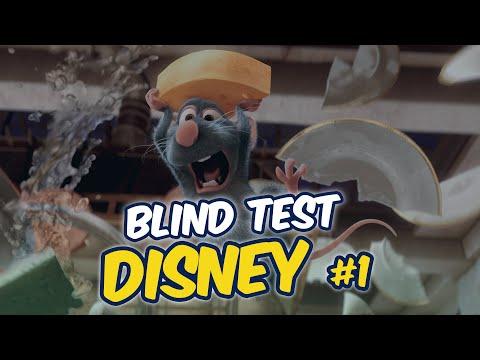 BLIND TEST DISNEY #1
