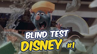 BLIND TEST DISNEY #1