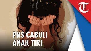PNS Guru SD Tasikmalaya Cabuli Anak Tiri Sejak 2018