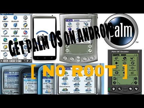 How to run palm os on android