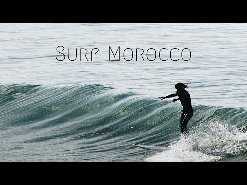 Surfing in Morocco x Offshore Surf Morocco - Sony a6000