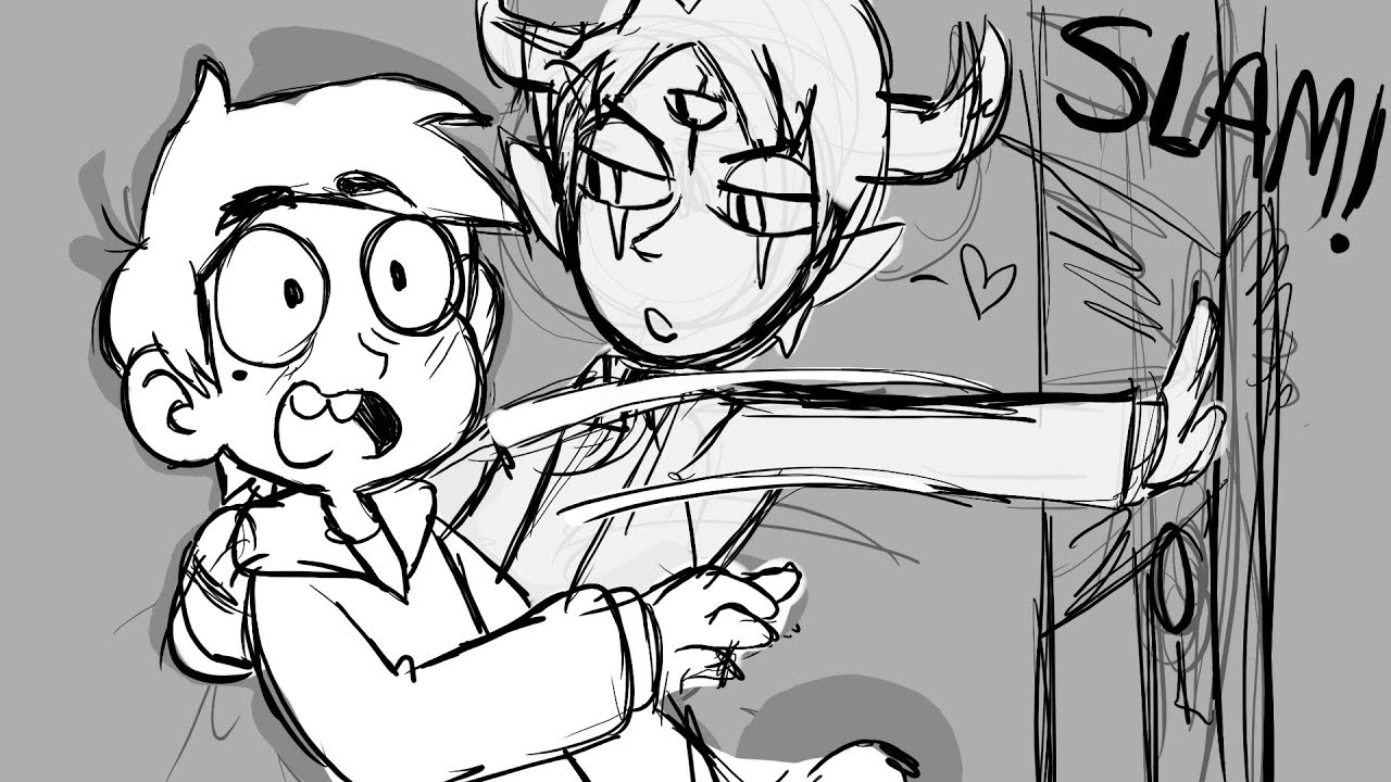 Meant To Be Yours SVTFOE (Tomco vs Starco) *unfinished*