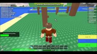 Roblox Survival 303 Tutorial #2 Basic Buildings