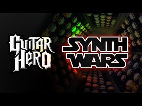 SYNTH WARS - Impossible Guitar Hero Custom Song