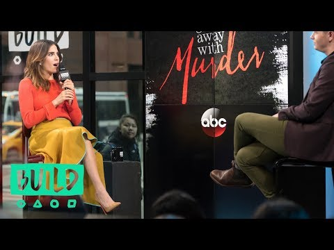 "Karla Souza Discusses ""How To Get Away With Murder"" And ""Everybody Loves Somebody"""